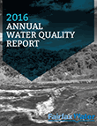 Annual Report On Water Quality 2016